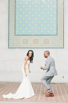 Busting a move: http://www.stylemepretty.com/2014/04/08/our-favorite-wedding-moments-caught-on-film/