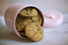 Martha Stewart Chocolate Chip Cookies.