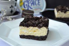Chocolate Pastry, Chocolate Recipes, Romanian Desserts, Oreo Dessert, No Cook Desserts, Pastry Cake, Sweet Tarts, Ice Cream Recipes, Bakery