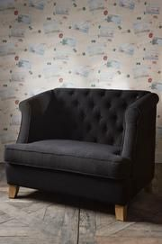 Hyde Park Love seat Tweed - Rivièra Maison Webshop