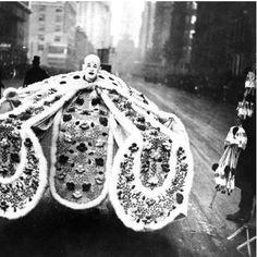 1921 Philadelphia Mummers Parade