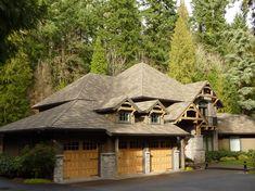 Metal Roof Image Gallery Decra Roofing, Steel Roofing, Roofing Contractors, Types Of Roofing Materials, Roofing Options, Asphalt Roof Shingles, Cedar Shingles, Fowler Homes, Residential Metal Roofing