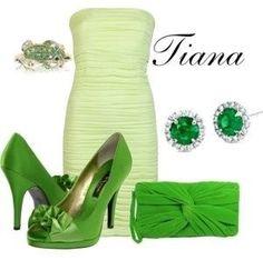 Tiana (A Princesa e o Sapo)