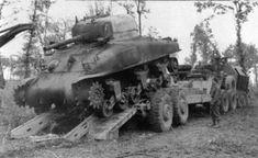 Billedresultat for dragon wagon Ww2 Pictures, Ww2 Photos, M26 Pershing, Dragon Wagon, Sherman Tank, Military Modelling, Ww2 Tanks, World Of Tanks, Submarines