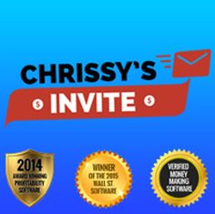 Chrissy's Invite System – Watch LIVE, Learn How To Turn $250 Into $600 in Minutes!  Read more: http://binaryoptions24.net/chrissys-invite/