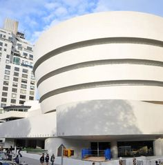A visit to the Guggenheim is doubly rewarding: You get to see expertly curated collections of modern and contemporary art and admire one of America's most iconic mid-20th-century buildings.