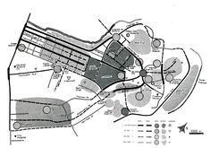 Kevin Lynch - image of cities 1960 from The Evolution of Urban Planning in 10 Diagrams - Design - The Atlantic Cities Urban Analysis, Site Analysis, Parti Diagram, Kevin Lynch, Urban Mapping, Urban Ideas, Urban Design Diagram, Landscape And Urbanism, Landscape Design