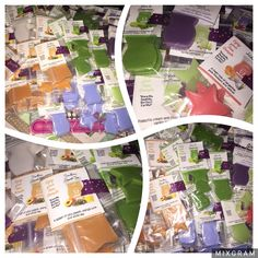 Scentsy Samples  I love my job!  Message me to get yours!