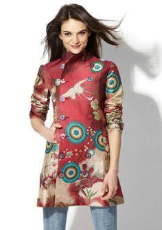 7256f1e6d 16 meilleures images du tableau desigual en 2016   Mains, Mode femme ...