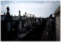 New Orleans Cemeteries Tour