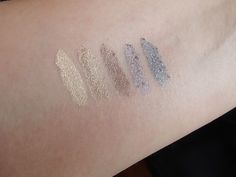 Loose Glitter Pigment FIRE DROPS 'Sleeping Under a Mandarin Tree', 'Embrace of Cashmere', 'Caress of Mink', 'Wishing for Wings', 'Night Wind Sailing'