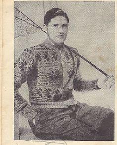 Kofte i tvinngarn Knitting, Art, Tejidos, Art Background, Tricot, Breien, Kunst, Stricken, Weaving