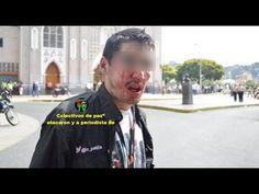 """Colectivos de paz"""" atacaron y a periodista de La Patilla"""