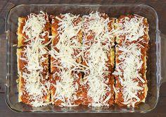 Lasagna Roll Ups - Cooking Classy