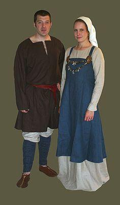 Viking Couple 1