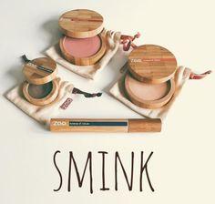 """""""Smink"""" = Maquillage en Suédois. Et pour @helveteelin sur Instagram le """"Smink"""" c'est #zaomakeup ! Photo : @helveteelin #zao #makeup #makeupbio #vegan #crueltyfree #refillmakeup #maquillagerechargeable"""