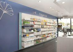 001 La farmacia! | I settori della farmacia come dei quadri ....bello!