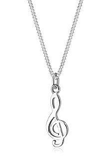 Elli Halskette »Notenschlüssel«