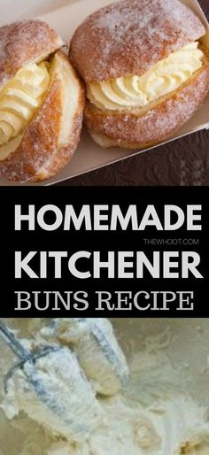 Kitchener Buns Recipe Better Than Bakery