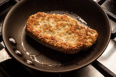 Parmesan Breaded Pork Chops Recipe
