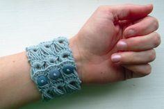 Broomstick Crochet Bracelet Patterns