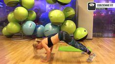 Ćwiczenie na mocne, ładnie wyrzeźbione ramiona | Codziennie Fit