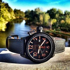 The Delta 03 ($840.00) by @cccptime is a bold piece. Inspired by the Soviet Era, CCCP Timepieces are eclectic and aesthetic.