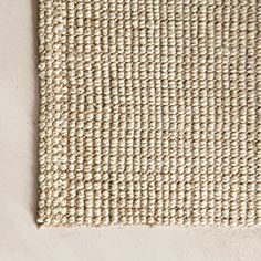 Beach Cover Add Texture To A Room With Pottery Barn S Chunky Wool Jute Rug The All Natural Material Made From Unbleached Brings Soothing Colors