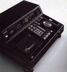 Technics SL-P1200 (August 1986)