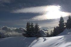 Fernsicht von der Bettmeralp in die Walliser Bergwelt