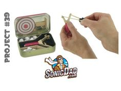 This Cool Mini Sized Rubberband Gun Was Inspired By The