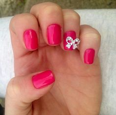 Hot pink is my fav. Color