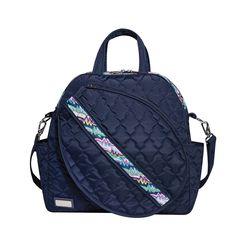 Slam Glam - Cinda B Midnight Calypso Tennis Tote II Bag, $149.00 (http://www.slamglam.com/products.php?product=Cinda-B-Midnight-Calypso-Tennis-Tote-II-Bag/)