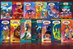 Adventures in Odyssey DVD Animated Series, just $8.49 each!