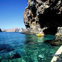 Try Channel Islands Kayaking with Santa Barbara Adventure Company during your next vacation!