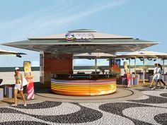 Quiosque Gazebo, Portugal, Outdoor Structures, Kiosk, Projects