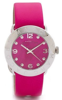 Pretty Marc Jacobs Watch http://rstyle.me/n/bxugjr9te