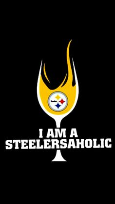 I am a Steelersaholic Steelers Images, Steelers Pics, Here We Go Steelers, Steelers Stuff, Steelers Tattoos, Pittsburgh Steelers Wallpaper, Pittsburgh Steelers Football, Pittsburgh Sports, Steelers Team