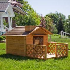 Dog House (Mansion!)