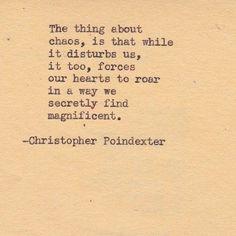 -Christopher Poindexter