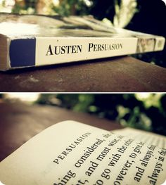 Persuasion by Jane Austen.