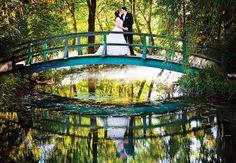 #Wedding #bridge #reflection ANDREW GRAHAM TODES   Mobile