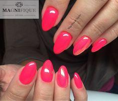 Neon pink nails #indigonails #indigo #neonpinknails #neonpink #neonnails #pinknails #neonowepaznokcie #beutynails #nails #nailart #naildesigns #nailstagram #nailsdesign #rosenails #rosanails #rosanägel #pinkenägel