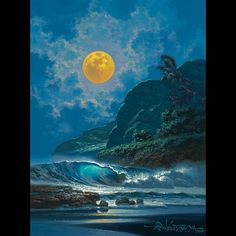 Glistening Through Midnight