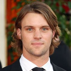 Pictures of Male Stars with Long Hair: Jesse Spencer