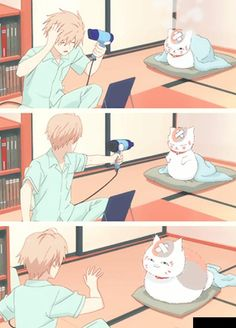 what is this anime??<< Natsume Yuujinchou