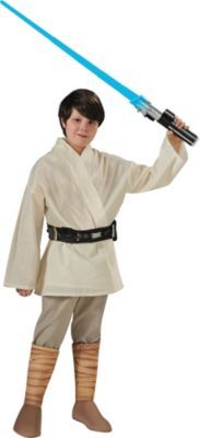 Boys Luke Skywalker Costume - Star Wars