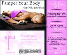 Spa deals in pennsylvania