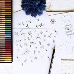 © Irene Zuccarello |   .⠀  .⠀  .⠀  #disegno #illustrazione #pastelli #dspattern #doitfortheprocess #patterndesign #illustration #handlettering #drawing #surfacepattern #surfacedesign #florals #scrittoamano #calligraphy #calligrafia #fattoamano #craftsposure #lettering #artinprogress #pasteldraw...