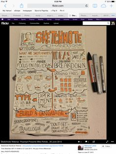 Sketchnotes by Makayla Lewis